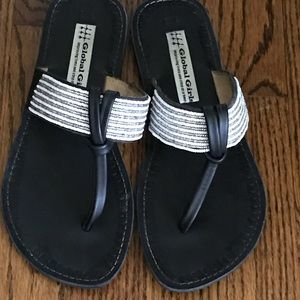 Shoes - Handbeaded Sandals